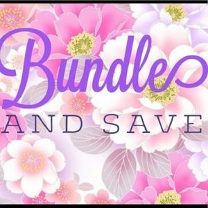 Bundle 2+ items & save 20% off your purchase🎉💕🌸